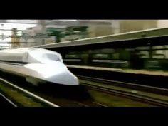 Ɵ [Shinkanse Train] Japanese High Speed Bullet Train (BBC Documentary) - YouTube