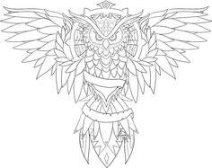 Resultado de imagen para tattoo outlines