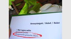 Belegtes Butterbrot mit Eizelle: 17 richtig witzige Übersetzungsfails! | unfassbar.es | Seite 5