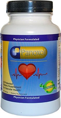 Panoxol - Patented 100% Natural Dietary Ingredients - Herbal Supplement - Amino Acids