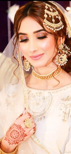 Pakistani Dresses Casual, Casual Dresses, Wedding Dresses For Girls, Girls Dresses, Emma Watson, Crown, Jewellery, Fashion, Casual Gowns