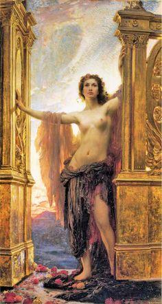 The Gates of Dawn, Herbert James Draper