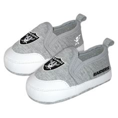 NFL Oakland Raiders PreWalk Baby Shoe