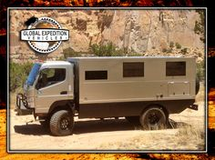 Global Expedition Vehicles Cab Height Pangea-LT Lifting Roof
