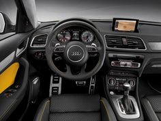 Audi q3 interior Desktop Wallpapers