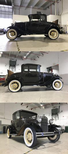 1930 Ford Model A with Rumble Seat for sale Gasoline Engine, Manual Transmission, Ford Models, Cars For Sale, Antique Cars, War, Leather, Vintage Cars, Cars For Sell