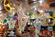 Eid decor in Lebanon