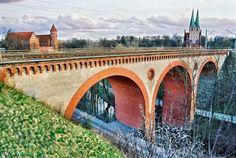 Opis zdjęć Darek Narwojsz Stare Kolejowe wiadukty / Olsztyn