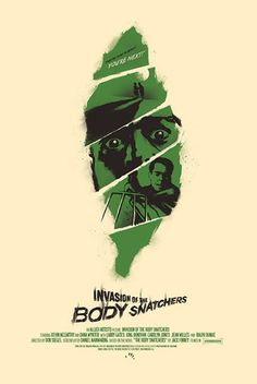 """""""Invasion of the Body Snatchers 1956"""" by David Moscati"""