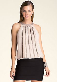 178 Best Blouses Tops 1 Images Beautiful Blouses Halter Tops
