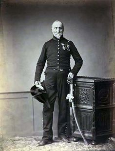 Last Napoleonic Veterans, 1858 | Retronaut