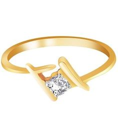 Design is made keeping in mind 20 to 30 ish age women . I would say if you don't have budget problem than you should go for 0.20 carat or 0.25 carat single stone. Which will be much bigger than now & it will look much better Indian Jewelry, Engagement Rings, Stone, Diamond, Lady, Budget, Jewellery, Women, Design