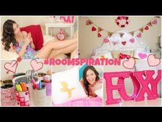 DIY Room Decorations For Valentine 39 S Day More YouTube More