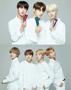 BTS X VT Cosmetics~ ❤ #BTS #방탄소년단