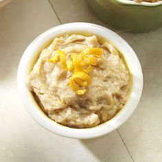 Cinnamon-Orange Honey Butter Recipe from Taste of Home -- shared by Mary Bates of Cleveland, Ohio