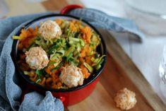 Go For It, Potato Salad, Cauliflower, Grains, Rice, Potatoes, Chicken, Vegetables, Ethnic Recipes