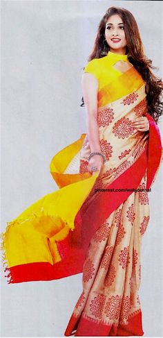 Gadwal Cotton - Karnataka Handloom - Sananda
