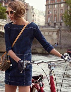 パリのシックでエレガントなスタイル
