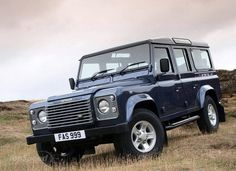Land Rover Defender - an 'I want one'