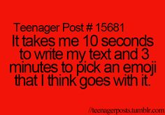This should NOT just be a teenager post!!!