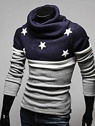 Men's Casual Fashion  Thick Slim Sweater