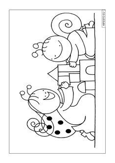 Bogyó és Babóca kifestők és színezők. Nyomtatható kifestők. Colouring Pages, Coloring Books, Marvel Coloring, Diy For Kids, Applique, Mandala, Clip Art, Templates, Make It Yourself
