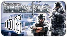 Rainbow Six Siege #06 - Zum ersten Mal Multiplayer - Let's Play