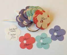 Quilt Layout Markers by ThePolkaDotLoft on Etsy
