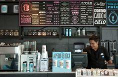 Cielito Querido Cafe, interior design by ESRAWE