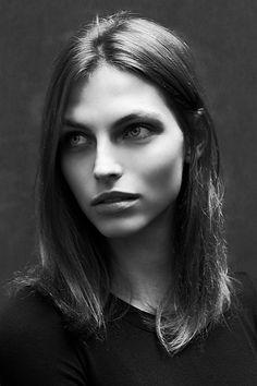 // Karlina Caune at Viva Model Management by Evane Baker