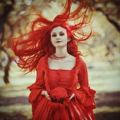 Red goth
