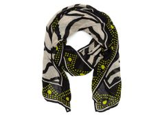 Theodora & Callum linen scarf
