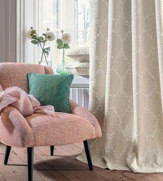 Brehat Fabric by Camengo | Jane Clayton