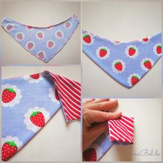 Triangle scarf / neckerchief for baby and toddler sew free sewing patterns in 2 sizes - Instructions liked? What are your favorite fabrics? Leave me your opinion, I& happy - Sewing Patterns Free, Free Sewing, Crochet Baby, Knit Crochet, Baby Tie, Baby Nursery Diy, Triangle Scarf, Diy And Crafts, Knitting