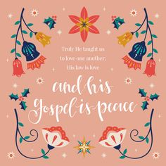 Shop His Gospel is Peace Art Prints Arts And Crafts For Adults, Diy Arts And Crafts, Go And Love Yourself, Great Is Your Faithfulness, I Love The Lord, Peace Art, O Holy Night, Cute Backgrounds, Wall Art Quotes