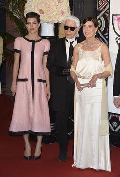 Princess Caroline Photos: Rose Ball 2015 In Aid Of The Princess Grace Foundation In Monaco