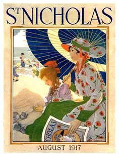 St. Nicholas Magazine, August 1917