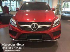 Mercedes-Benz Dealer   Dealer Mercedes Benz Jakarta: Harga Mercedes Benz GLE 400 AMG Coupe nik 2018