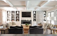 living room | Michael Hunter Photography