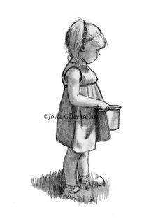Human Figure Sketches, Figure Sketching, Figure Drawing, Children Sketch, Cow Art, Pencil Drawings, Kids Playing, Art Sketches, Cute Kids