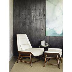 mcguire furniture tansen lounge chair a 114gg mcguire furniture company la 14 jolie