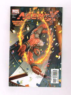 AGENT X #15 Modern Age find starring Deadpool by Gail Simone! Grade 9.4  http://www.ebay.com/itm/-/302143113993?roken=cUgayN&soutkn=aiIiif