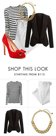 """OOTD 2/25/14"" by daizy9334 ❤ liked on Polyvore featuring Proenza Schouler, Polo Ralph Lauren, SELECTED and Kate Spade"