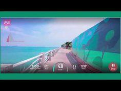 AZ50 รีวิวหน้าจอ กับ App Fitshow & Zwift หจก.มหาชัย ฟิตเนส (สมุทรสาคร)... Horizon Fitness, Desktop Screenshot, Youtube, Youtubers, Youtube Movies