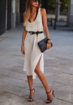 How to Wear Heeled Sandals looks & outfits) Looks Chic, Looks Style, Look Fashion, Womens Fashion, Fashion Trends, Dress Fashion, Trendy Fashion, Net Fashion, Fashion Bloggers