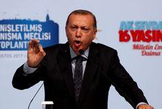 Erdogan says Turkey and Iran discussing joint action against Kurdish militants