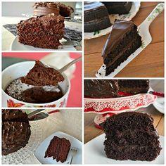 Las tortas de chocolate más ricas sólo en el blog https://mividaenundulce.wordpress.com/2016/07/26/torta-de-chocolate-cual-es-tu-favorita/ #tortadechocolate #chocolover #singluten #vegano #mividaenundulce
