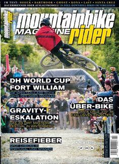 DH World Cup Fort William. Gefunden in: MTB mountainbike rider - epaper als Download kaufen, Nr. 7/2015