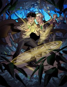 Albus Potter and Scorpius Malfoy,  - The Cursed Child