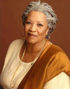 """Toni Morrison, writer, Alpha Kappa Alpha woman, and the first Black woman to be awarded the """"Nobel Prize in Literature,"""" was born in Lorain, OH on this date in 1931. Morrison received the """"Pulitzer Prize"""" for her book, Beloved, in 1988. #SouthCentralSalutes #BlackHistory #AKA1908 #SensationalSouthCentral"""